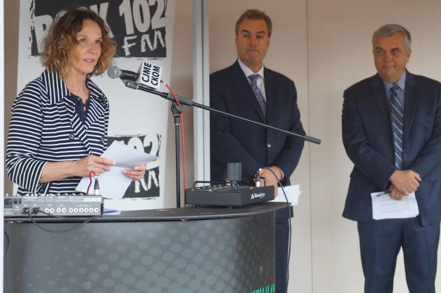 Gordon and Jill Rawlinson, Rawlco Radio donate $1M to Remai Modern