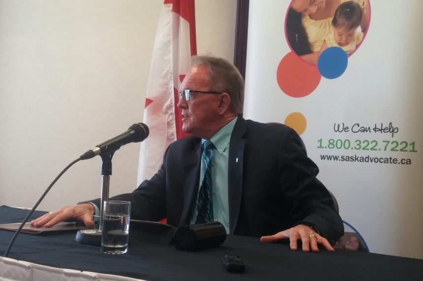 Sask. Child Advocate Bob Pringle resigns