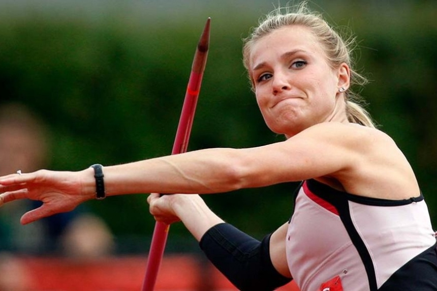 Humboldt's Brianne Theisen-Eaton wins bronze in the women's heptathlon
