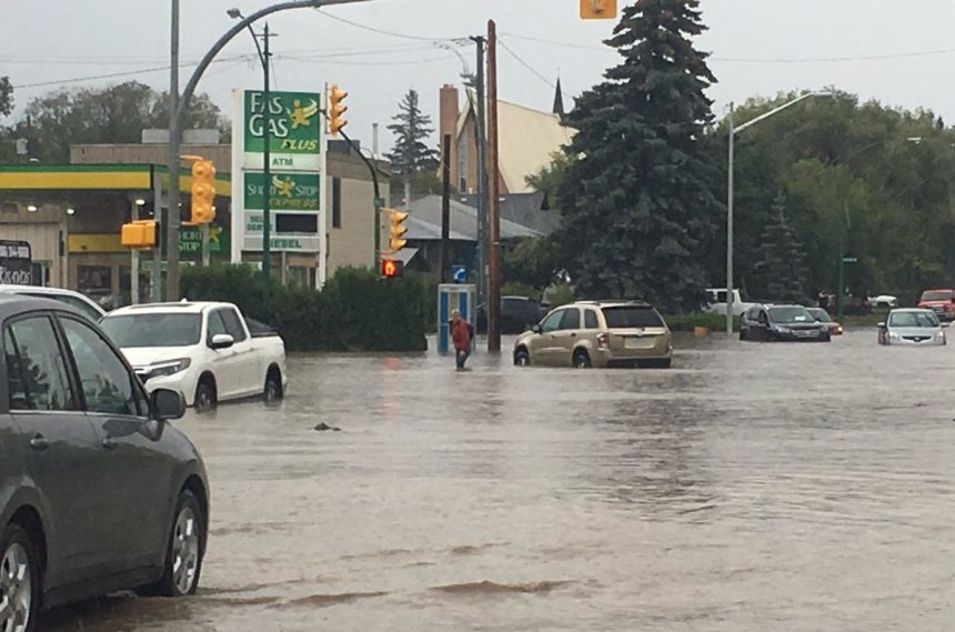 Options 'limited' for problem area flood prevention: City