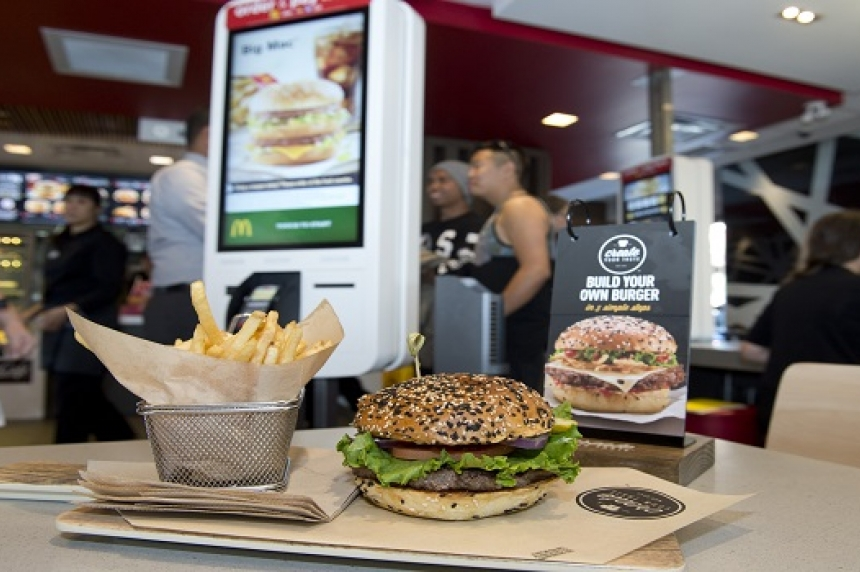 Changes to McDonald's restaurants focused around 'emotional connection'