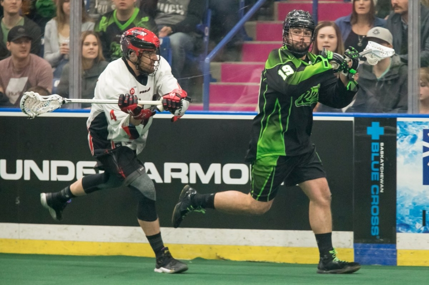 Rush dominate Stealth, secure home playoff game