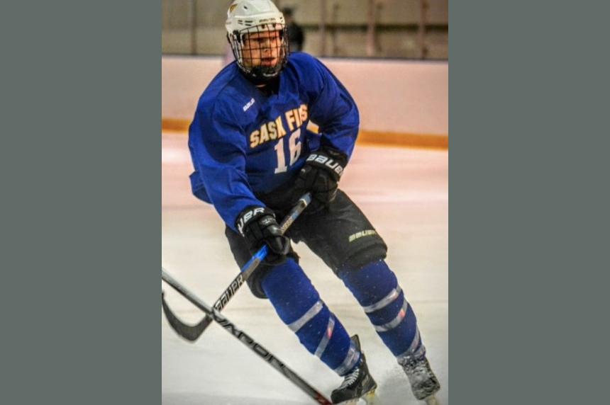 Saskatoon's Saleski projected 1st rounder for WHL draft
