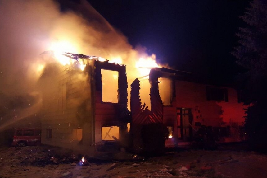 Police request information on weekend house fire