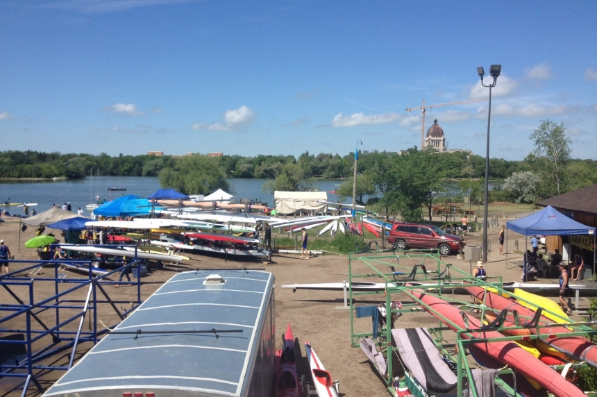 Wascana Racing Canoe Club hosts Canada Day Regatta