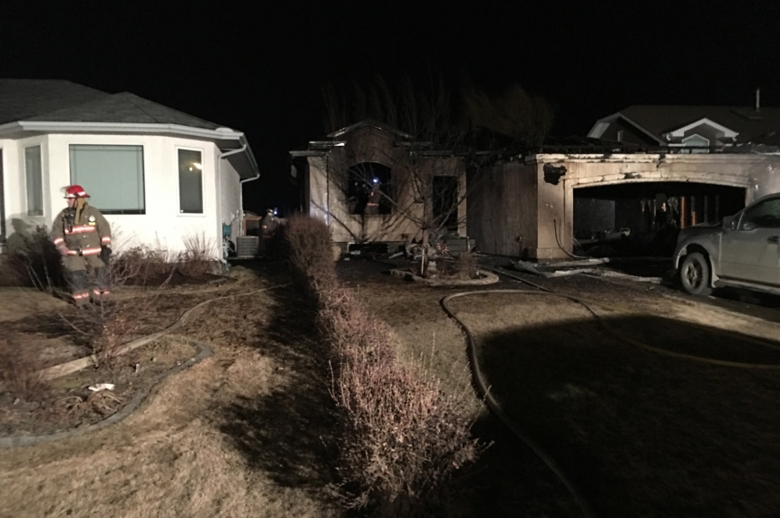 Fire leaves Silverspring home with $525K in damage