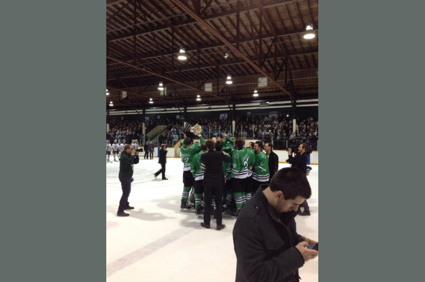 Huskies capture 16th Canada West title