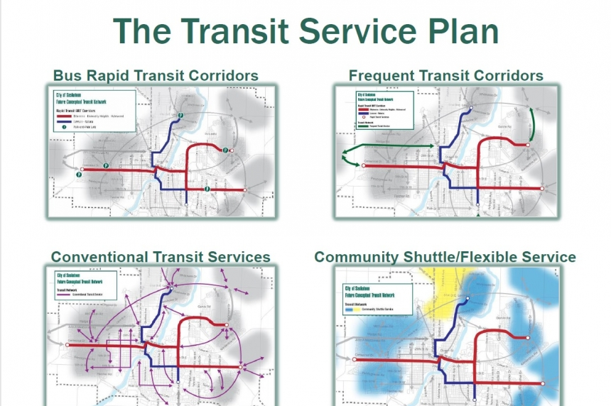 City Growth Plan promises rapid transit, core development