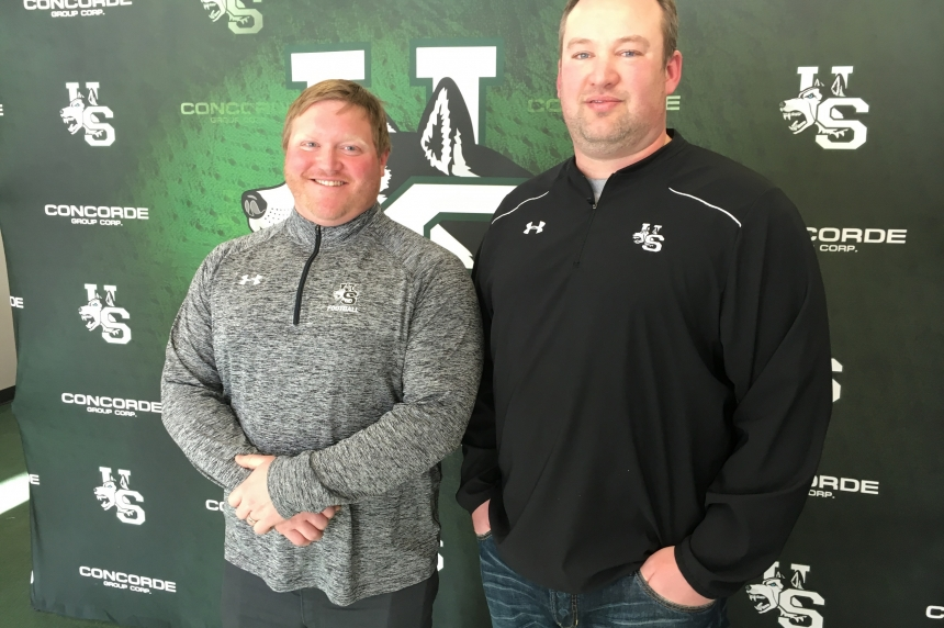 U of S Huskies name interim co-head football coaches