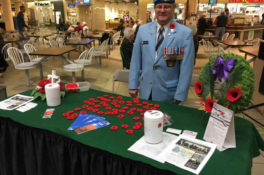 Poppy campaign launched in Saskatoon