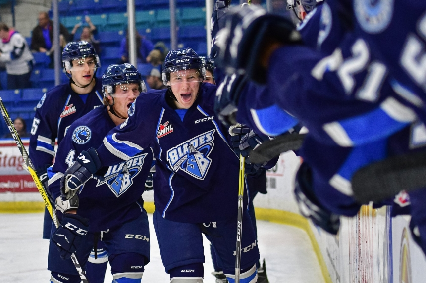 Late comeback not enough in Blades loss to Seattle