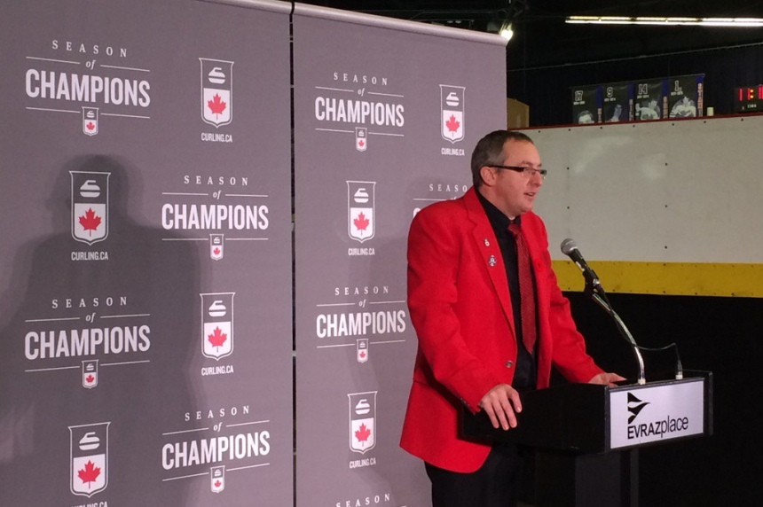 Regina to host 2018 Tim Hortons Brier