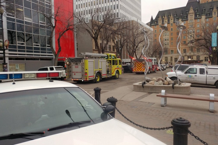 Woman with history of criminal harassment charged in connection to suspicious package scare