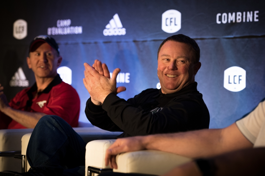 Riders' Chris Jones looking for personality, character in combine participants