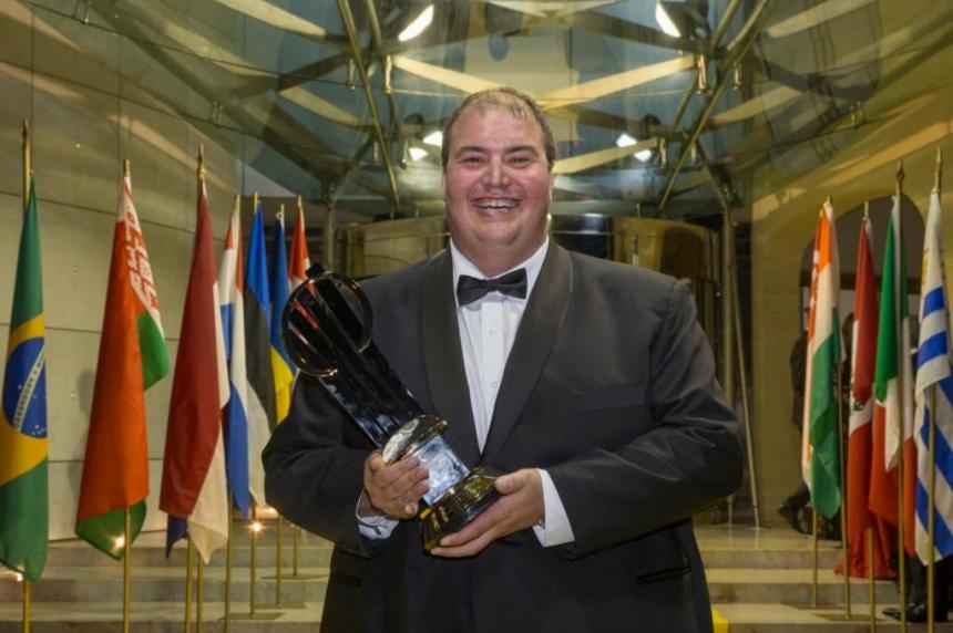Saskatchewan-based CEO named World Entrepreneur of the Year