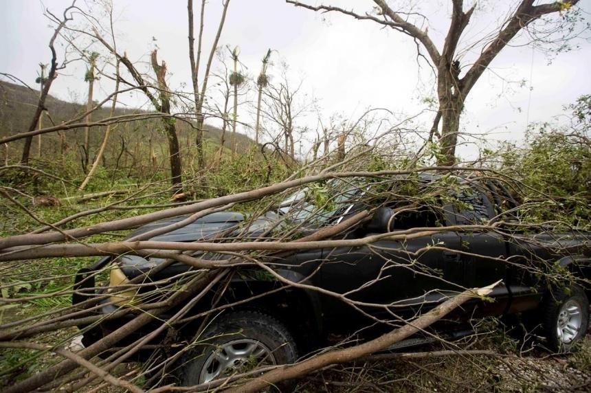 Haitians in Regina watch as Haiti is ravaged by Hurricane Matthew