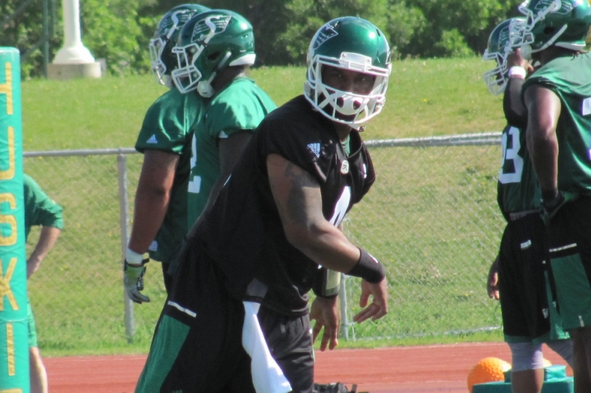 Darian Durant to sit for Roughriders first preseason game