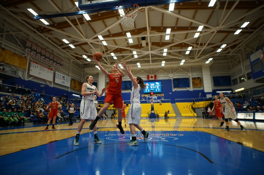 Laval shooting game ousts Huskies from nationals