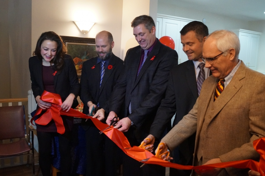 Sask.'s first HIV transitional home opens in Saskatoon