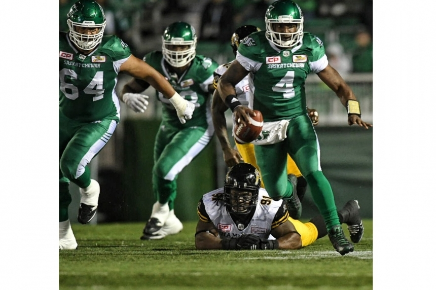 'He was my No. 1 fan': Riders' QB Durant's uncle passes away during bye week