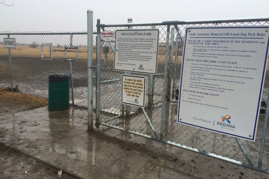 New bark park to open Wednesday in Regina's east end