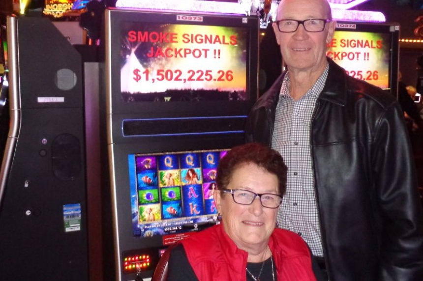 Sask. woman hits it big in the smoke signals jackpot