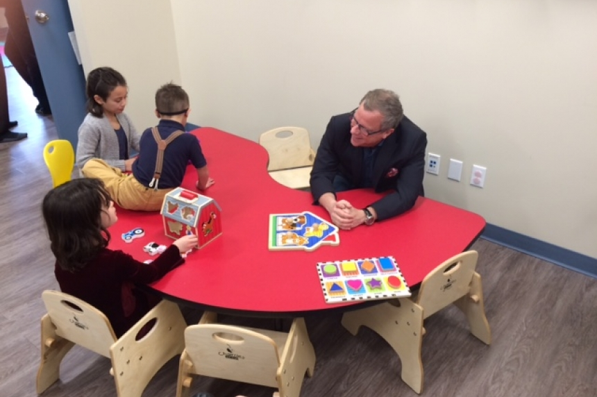 Down syndrome learning centre expands into larger space