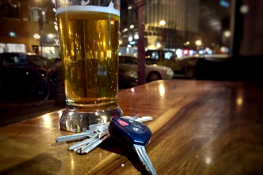 More than 330 drunk drivers stopped by police in Sask. in October