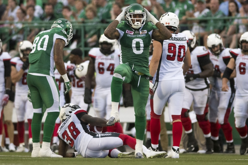 Roughriders lock up Jonathan Newsome through 2018