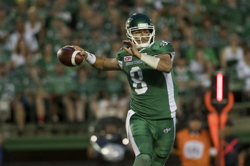 Former Roughrider QB Mitchell Gale signs with Stampeders