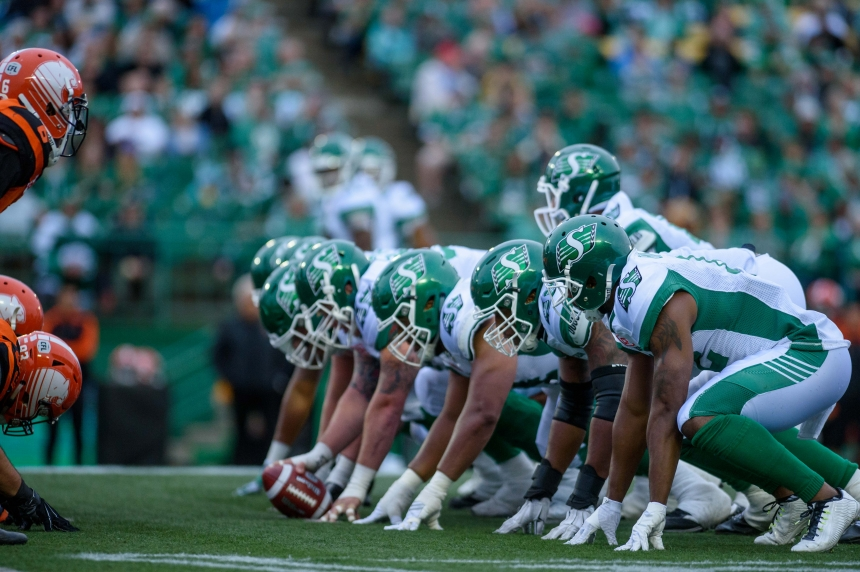 Riders cut nine after pre-season loss