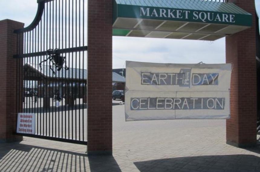 Saskatoon Farmers' Market prepares for Earth Day celebrations
