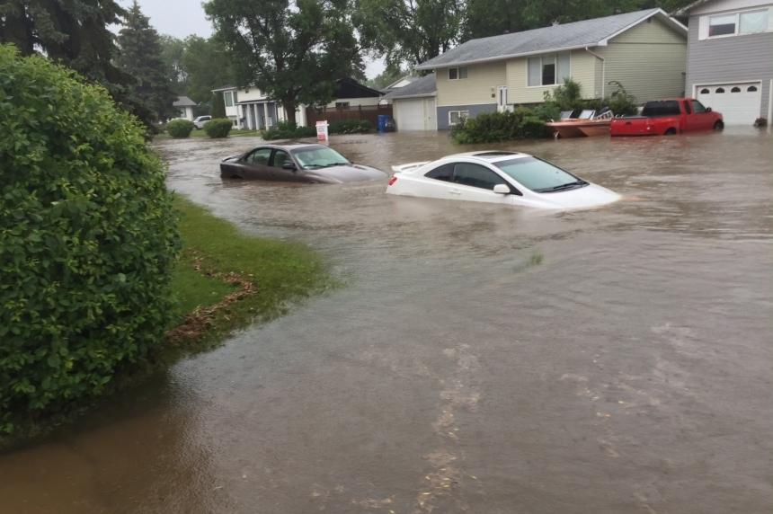 Effect of flooding in Saskatchewan not yet known