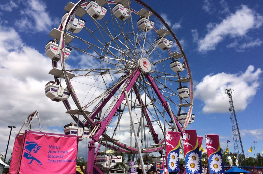 Queen City Ex attendance on par with last year