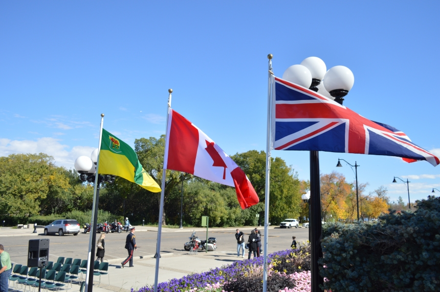 Legislative memorial remebers province's fallen officers