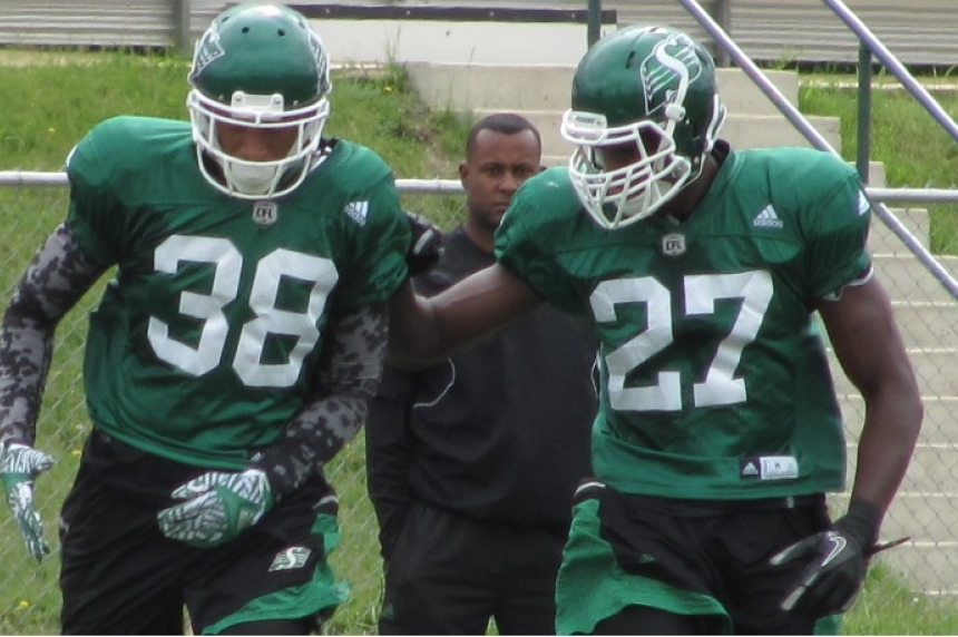 Roughriders Francis adjusting to Canada and its football