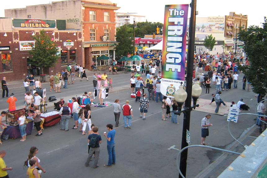 Artists descend on Saskatoon for 29th-annual Fringe Festival