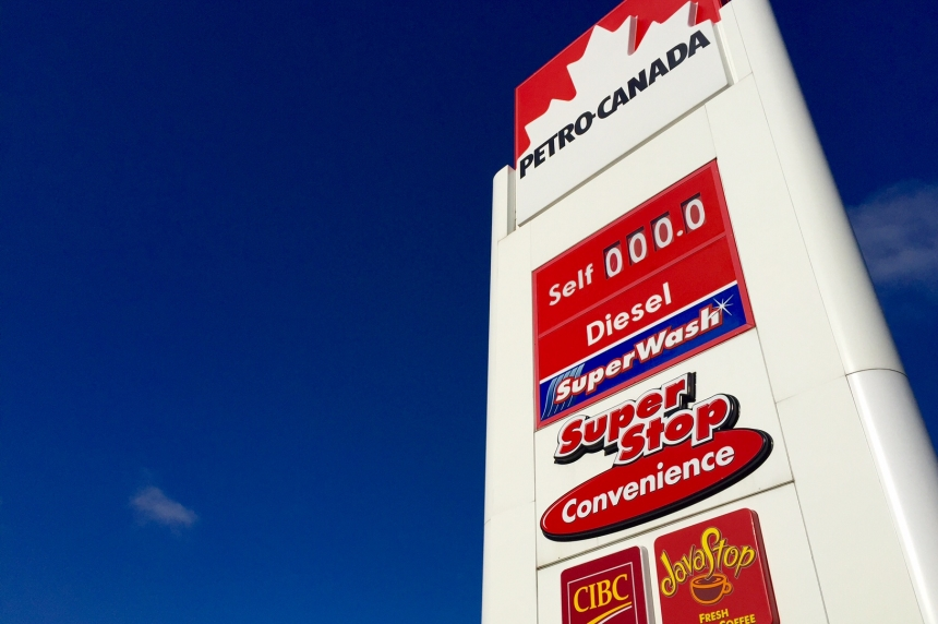 No gas for Petro-Canada stations in Battlefords