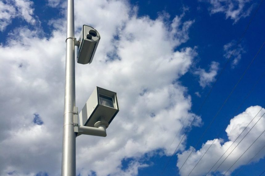 Red light camera tickets on the rise in Saskatoon