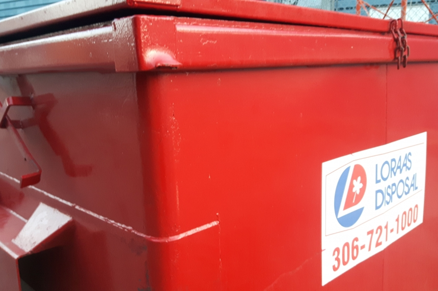 Man picked up by garbage truck in Regina will be OK