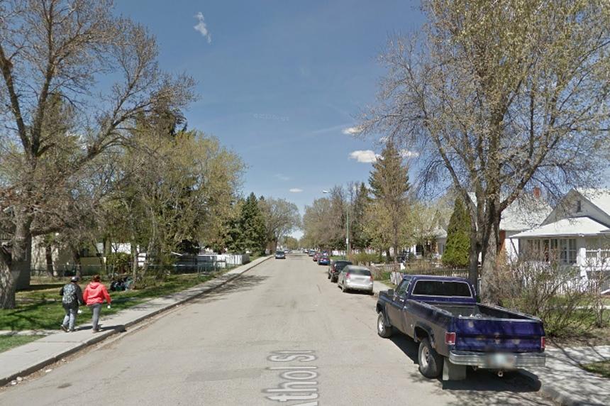 Children OK after bear spray fired into Regina home