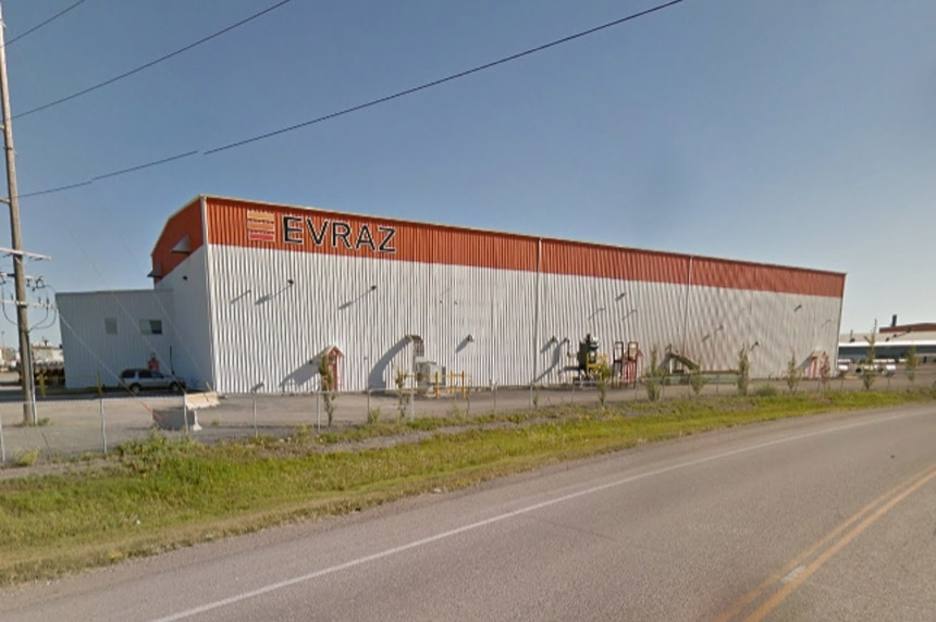 Layoffs at Evraz Steel in Regina