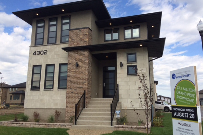 See inside the new Hospitals of Regina Foundation fall lottery home