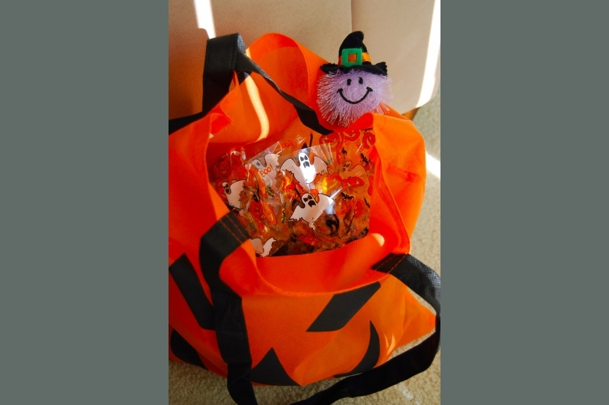 Trick or treat: City offering healthy Halloween options