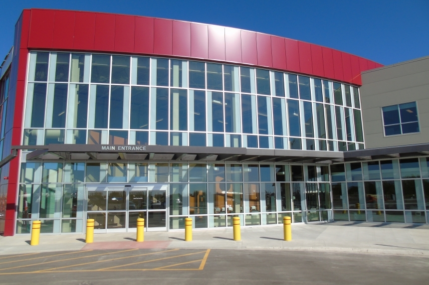 Grand opening of new Moose Jaw Hospital