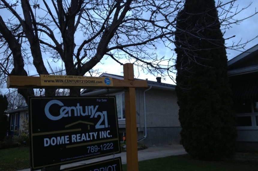 Real estate listings at a 20-year high in Regina