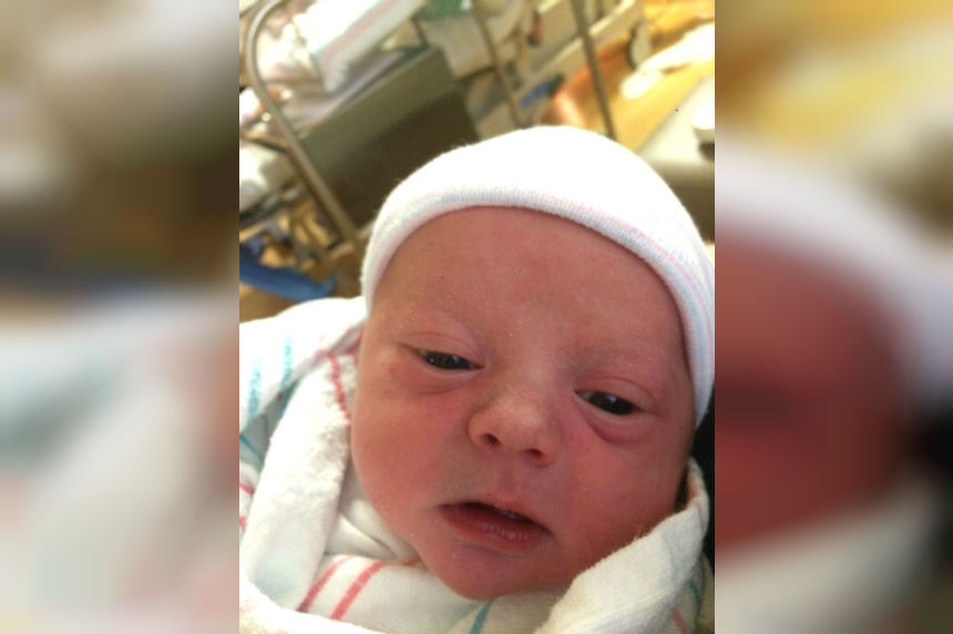 Sask. man living in Houston welcomes flood baby