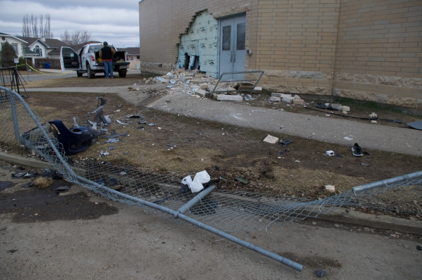 UPDATE: Alcohol may be factor in elementary school crash