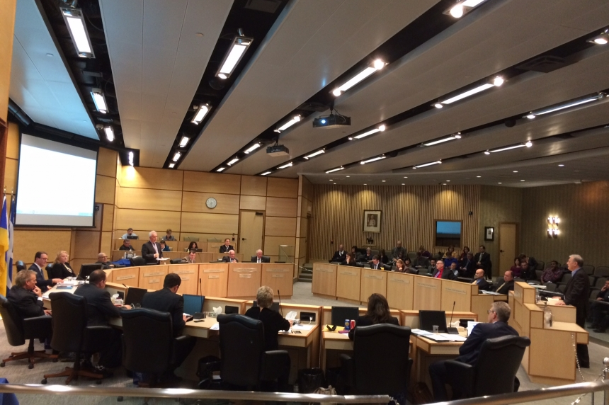 Regina city council settles on 3.3 per cent tax increase