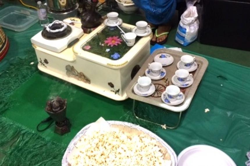 Taste of African culture at Saskatoon Folkfest